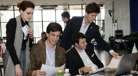 El equipo español del Global Management Challenge