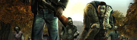 The Walking Dead se convierte hoy en videojuego