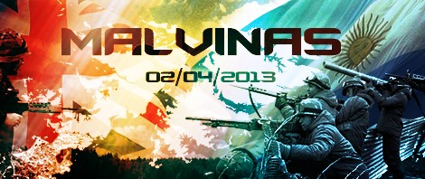 Argentina recupera las Malvinas en una recreación del Counter Strike