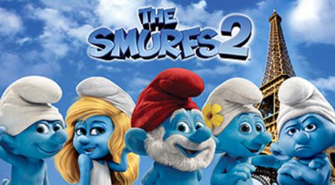 Los Pitufos regresan en julio con el videojuego The Smurfs 2