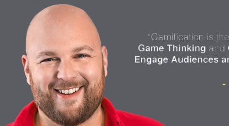 Gabe Zichermann presenta su tercer libro: The Gamification Revolution