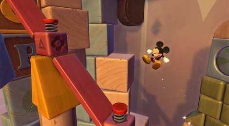 Mickey Mouse aterriza en verano en Play Station con Castle of Illusion