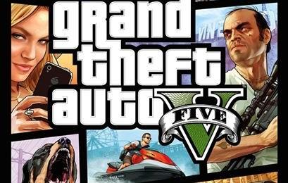 Rockstar enseña la portada de Grand Theft Auto V