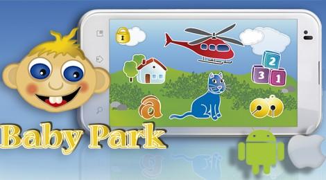 Baby Park: Empezar a aprender de forma divertida