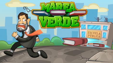 Nace Marea Verde, el videojuego que lucha contra los recortes de Rajoy