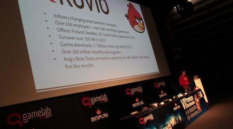 La industria disecciona el sector del mobile games en el Gamelab