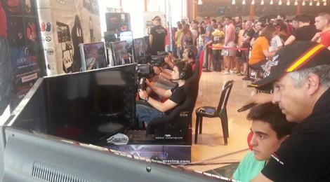 Málaga se estrena con Gamepolis, un evento lleno de experiencias