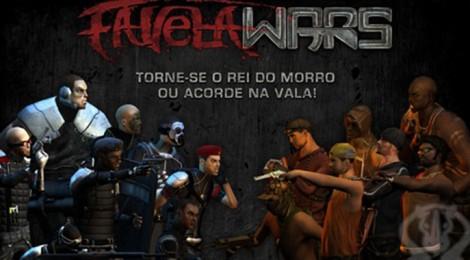Favela Wars: Juego de estrategia de narcos y policías