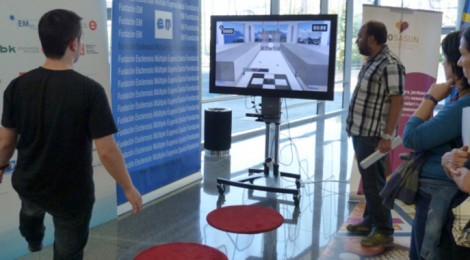 Virtual Rehab: un videojuego que rehabilita a enfermos