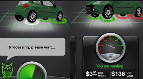 TireCheck, una app para revisar la presión de los neumáticos