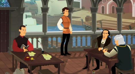 Navieros: Game learning para formar en habilidades de negociación