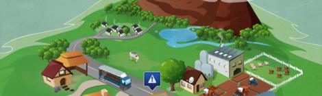 CAP Odyssey: Planifica tu política agraria en el Mercado Común