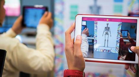 Diseñan Zientia, una aplicación de aprendizaje escolar con realidad aumentada
