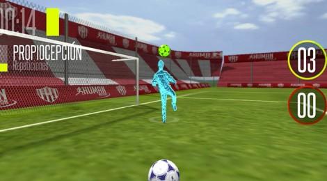 Human Motion convierte la rehabilitación en un juego