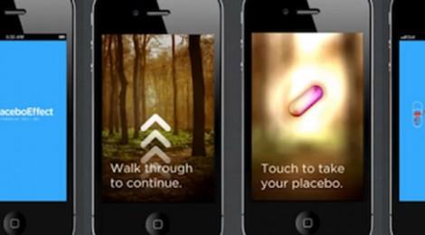Crean una app que sirve como efecto placebo