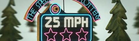 Speed camera lottery, un juego que salva vidas