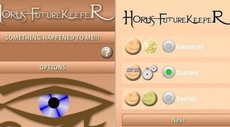 Predice tu futuro con la app Horus Future Keeper