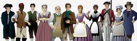 Mission US: La historia de Estados Unidos a través de sus personajes
