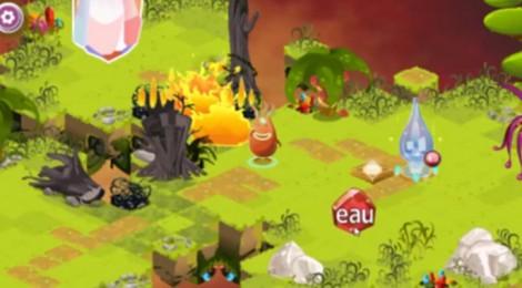 Imagana: Un juego apocalíptico para combatir el analfabetismo