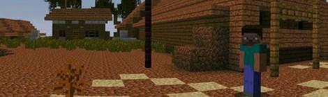 Ciudadanos del Tercer Mundo reconstruyen sus hogares con Minecraft
