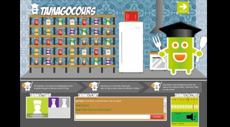 Tamagocours: El Tamagotchi que certifica como docente digital