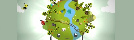 El planeta se convierte en Tamagotchi para que lo cuidemos en Mini-Mundi