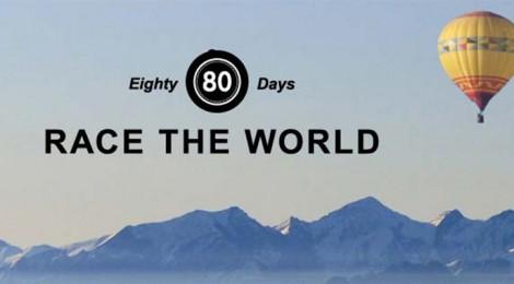 Race the World: Una carrera en globo por el mundo para conseguir un empleo