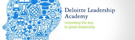 Deloitte Leadership Academy: el juego de ser el mejor formado