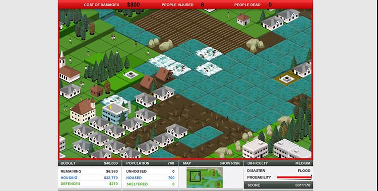Stop Disasters: El videojuego que entrena para combatir las catástrofes