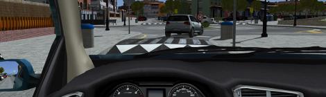 Drivesim: Un simulador videolúdico para aprender a conducir