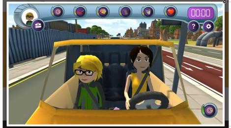 Aprende a tener una conducta vial segura con el videojuego Heimdal