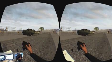 Stringer, un serious game que entrena a reporteros de guerra con realidad aumentada