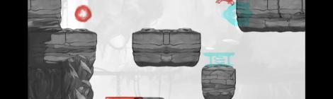 """Dig Rush: Un videojuego de plataformas que cura el ojo """"vago"""""""