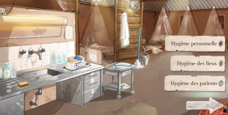 Aprende higiene sanitaria con el videojuego El Secreto del Amaranto