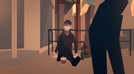 """Vive la realidad de un """"sin techo"""" a través del videojuego Outcasted"""