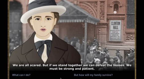 Afronta los retos de un inmigrante de principios de siglo XX en City of Inmigrants