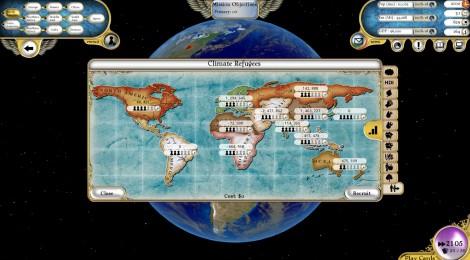 Atrévete a salvar el planeta de sus crisis en el videojuego Fate of the World
